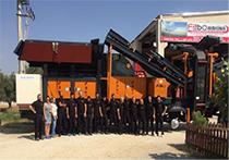 Standort FABO Stone Crushing Machines & Concrete Batching Plants Manufacturing Company