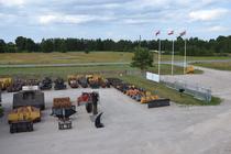 Standort Trimen Tractors Ltd