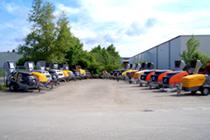 Standort K&W Kraus Technik und Service GmbH