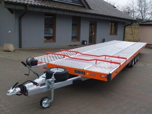neuer TA-NO Autotransporter TRIO 35.85FT PREMIUM Autotransportanhänger