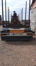 ZWALVE Holztransporter Anhänger