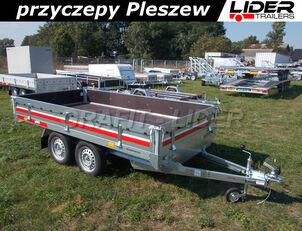 neuer TEMARED  TM-241 przyczepa 304x153x30cm, Transporter 3015/2, uniwersalna, Pritschenanhänger