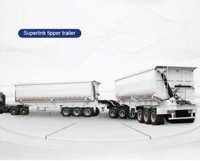 TITAN Trailers BAUXITES CARRYING TRAILER TRUCK  Tieflader Anhänger