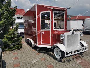 neuer BODEX przyczepa handlowa, mobilna gastronomia, Verkaufsanhänger, Cater Verkaufsanhänger