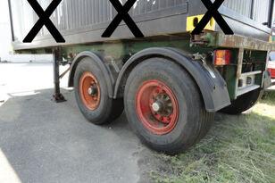 KÖGEL S-LT 18 PE CH Containerauflieger