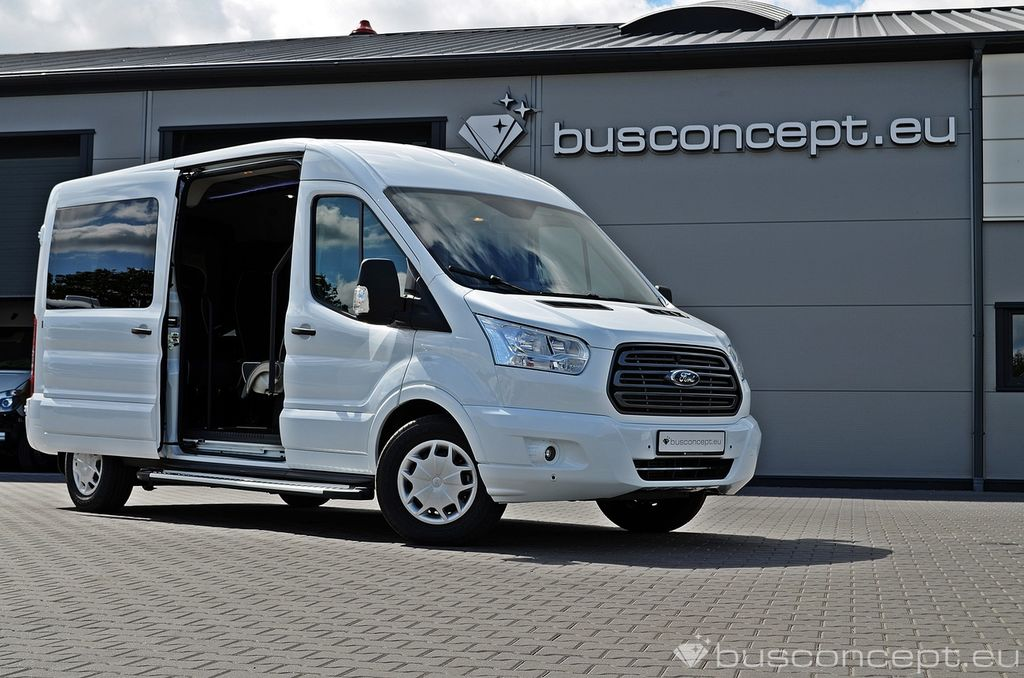 neuer FORD Transit 350 L3H2 Autm. Webasto VIP-Conversion Kleinbus