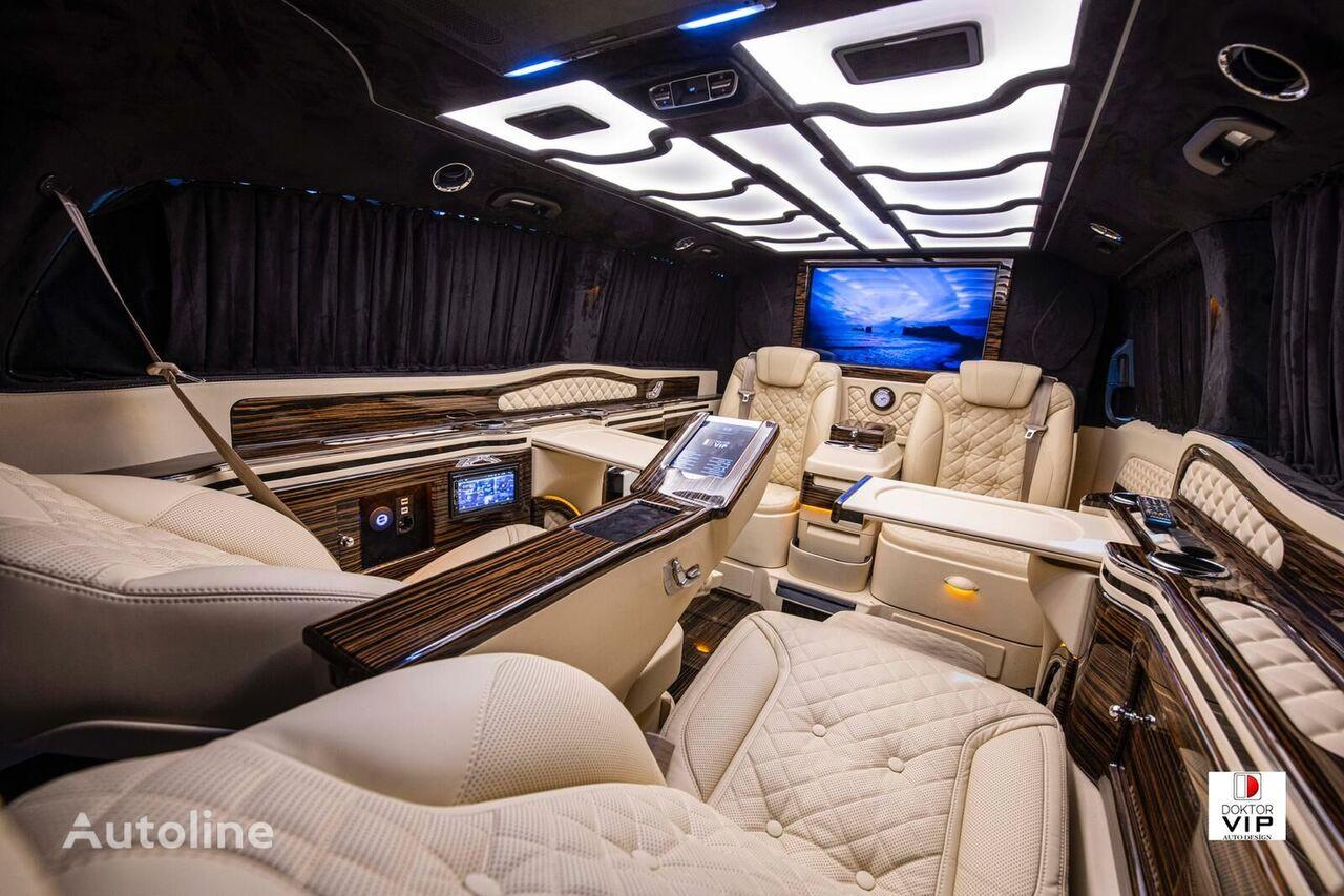 neuer MERCEDES-BENZ 2021 Model V 300 Fourmatic 4x4 Kleinbus