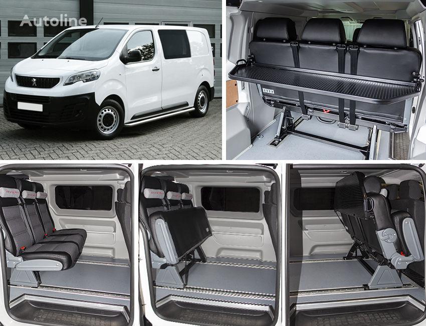 neuer PEUGEOT Expert Minivan