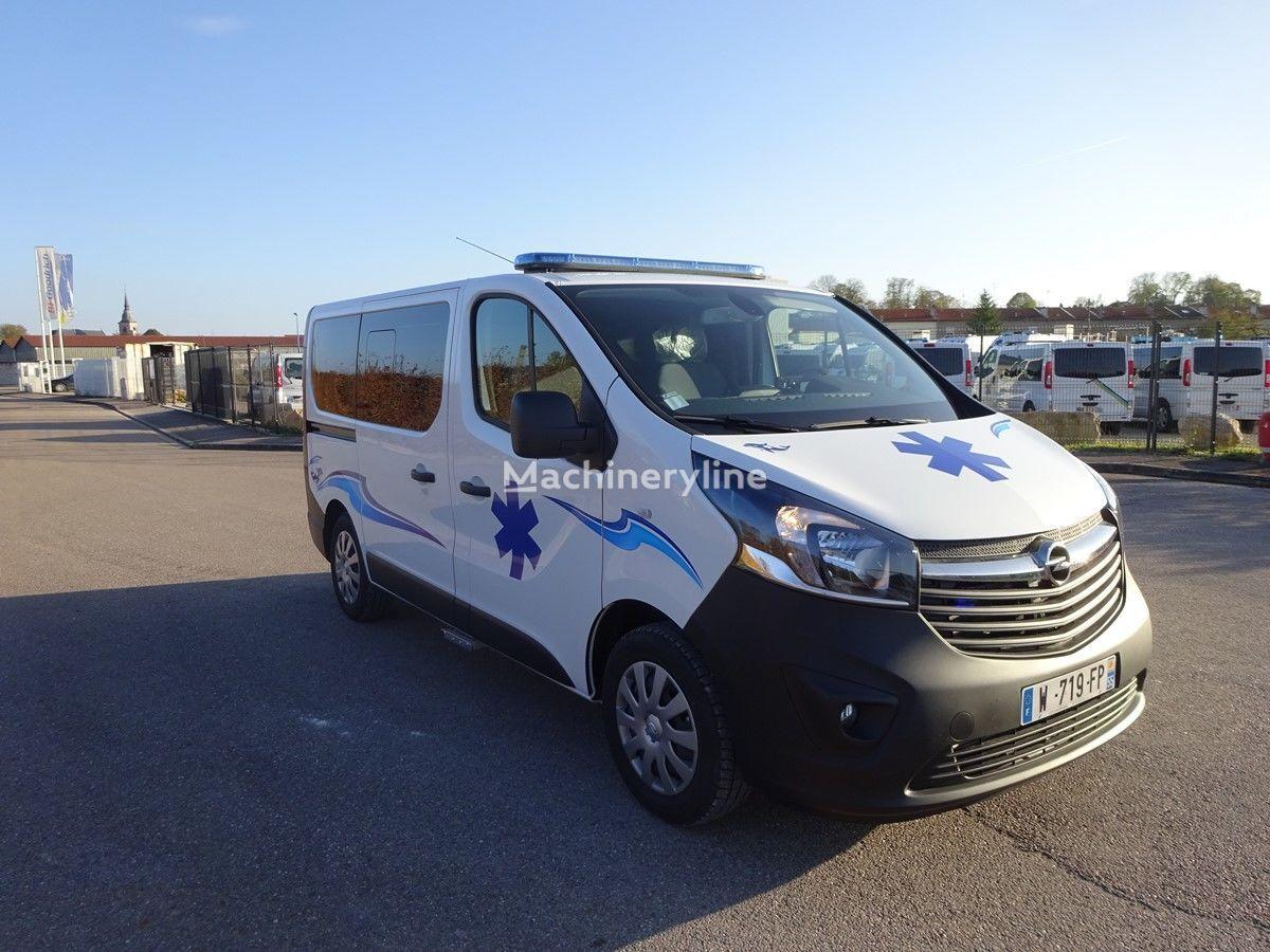 neuer OPEL VIVARO  Rettungswagen