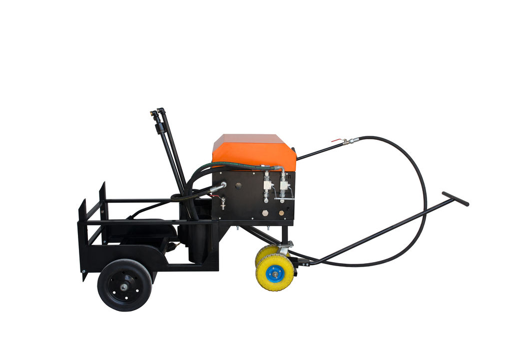 neuer Skrapiarka do emulsji bitumicznej / Asphalt Sprayer Ticab BS-200 Asphaltkocher