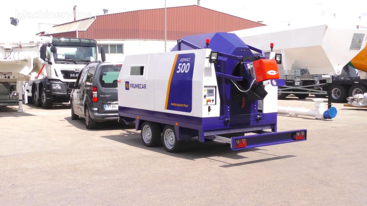 neuer FRUMECAR 500 Asphaltrecycler