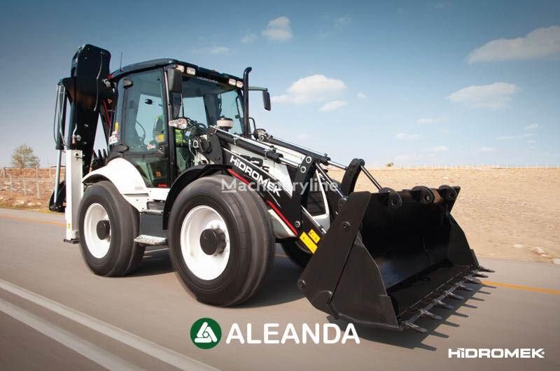 neuer HIDROMEK  HMK 102 S ALPHA Baggerlader