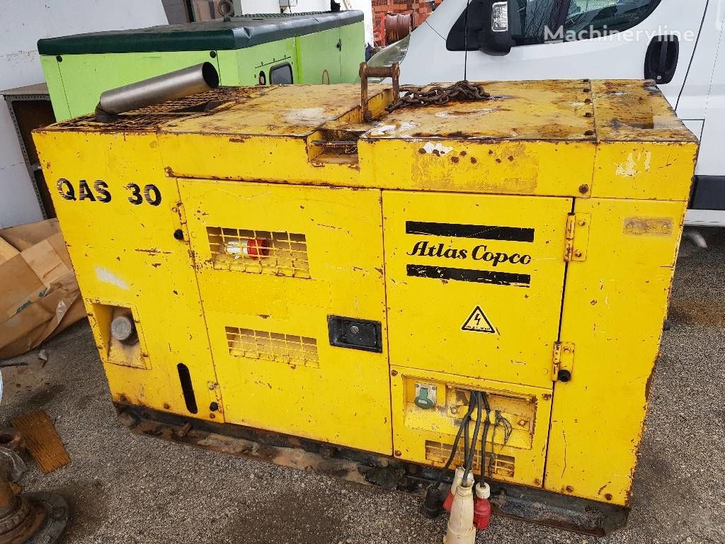 Atlas Copco QAS 30 Dieselgenerator