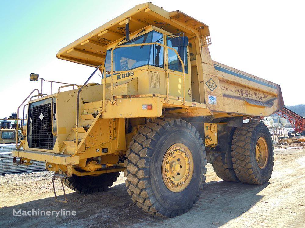 O&K TEREX K60B Dumper starr