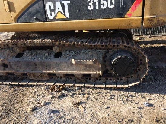 CATERPILLAR 315DL (MANDO FINAL) Kettenbagger