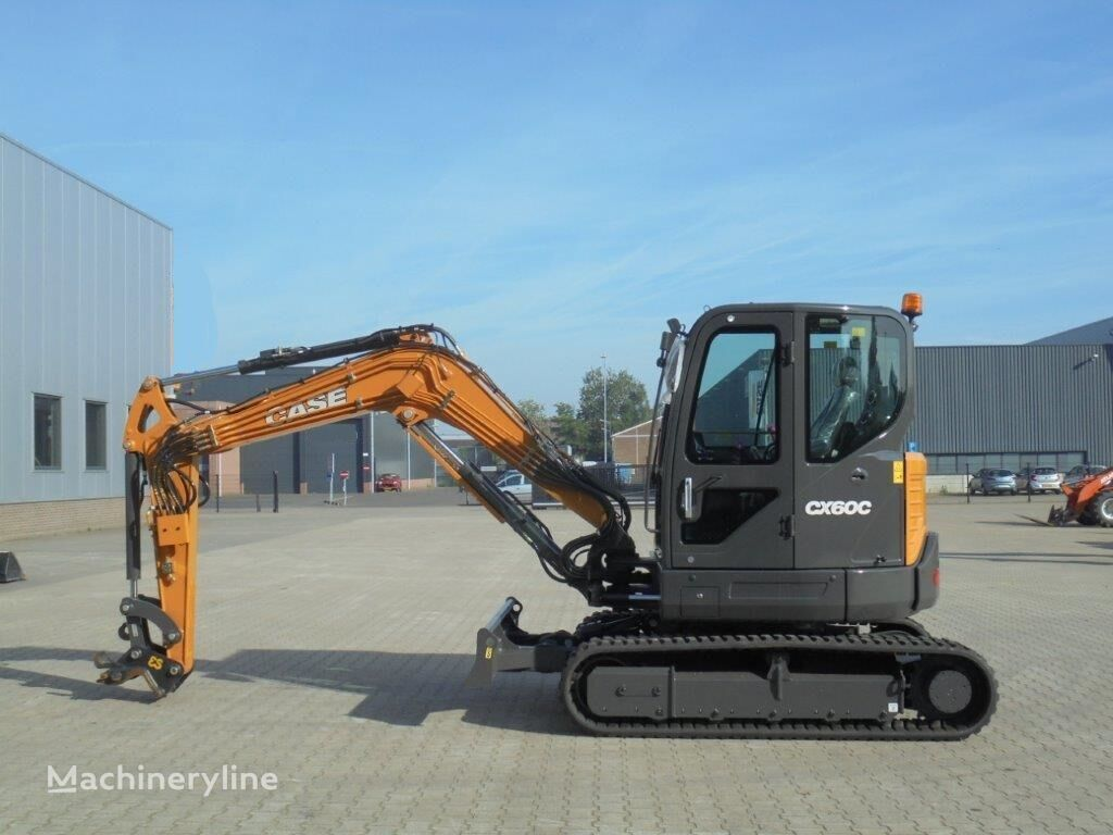 neuer CASE CX 60C  Minibagger