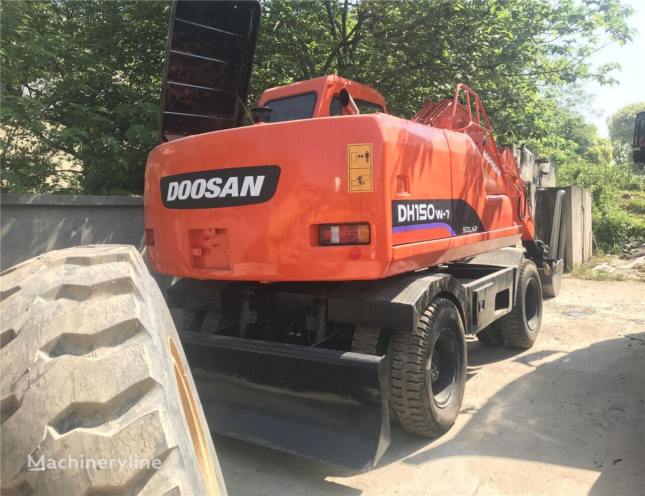 DOOSAN DH150W Mobilbagger