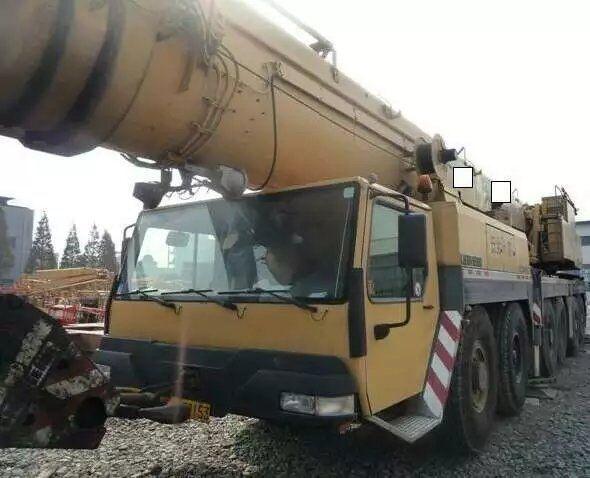 LIEBHERR LTM1300-6.1 Mobilkran