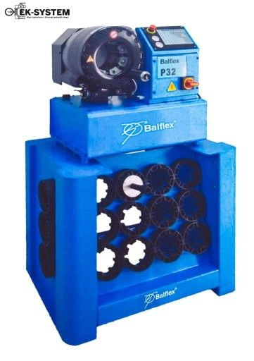 neue Balflex P32 Montagemaschine