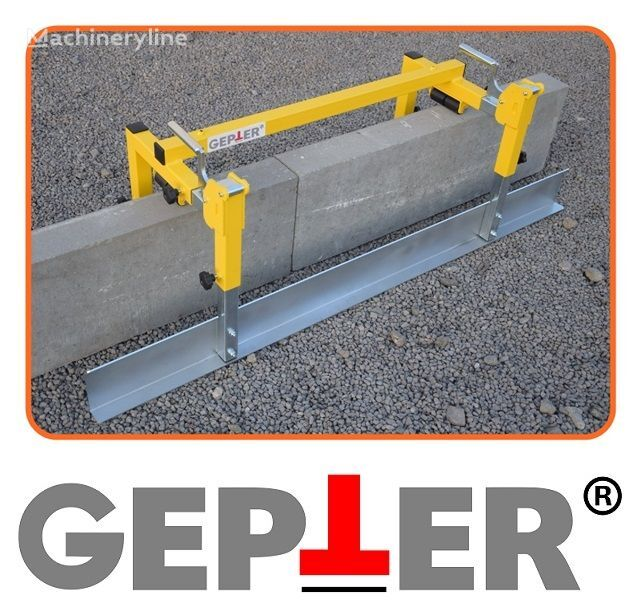neuer GEPTER L150 Pflastermaschine