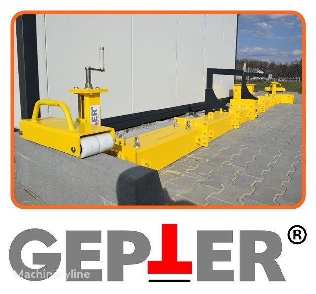 GEPTER LTC800 Scraper