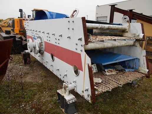 DSP PREROV VTK 160X400/2 Siebanlage