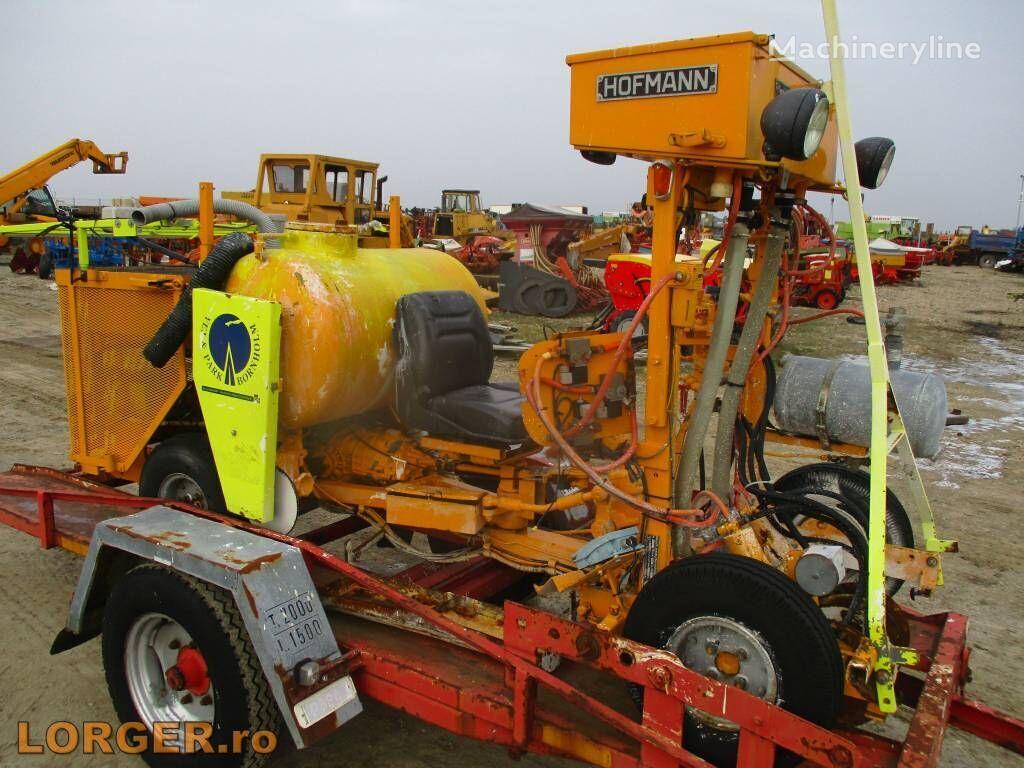HOFMANN H25 Straßenmarkierungsmaschine