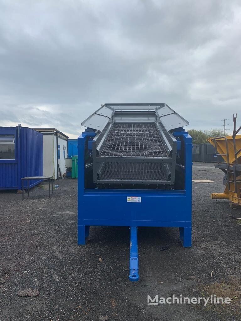 TBR55 Compact Screener mobile Brechanlage