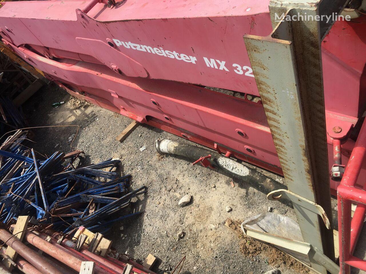 PUTZMEISTER MX 32-4 T stationäre Betonpumpe