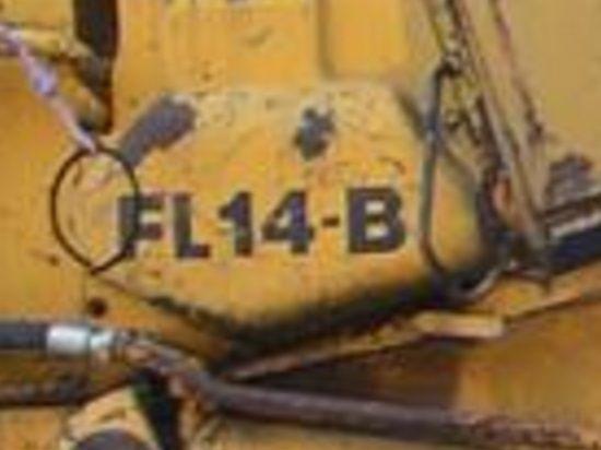 (PIEZAS / DESGUACE) Differential für FIAT FL14B Radlader für Ersatzteile