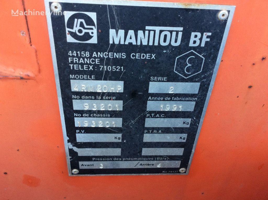 MANITOU Getriebe für MANITOU 4 RM 20 HP Flurförderzeug