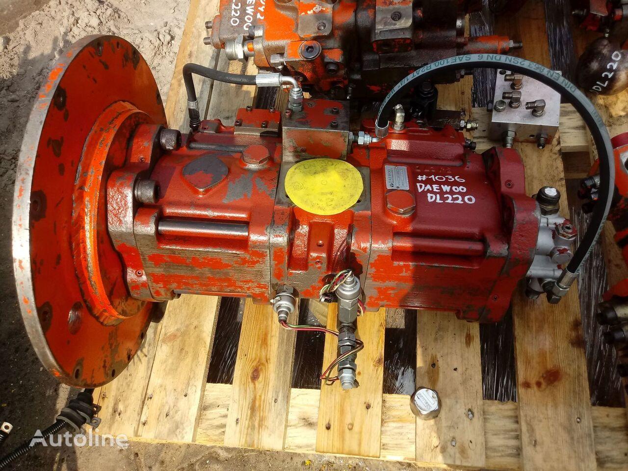 Daewoo DL220 3Y5773 Hydraulic pump Hydraulikpumpe für Baggerlader
