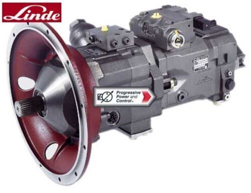 neue LINDE HPR-01, HPR-02, HMV-02, Hydraulikpumpe für Bagger