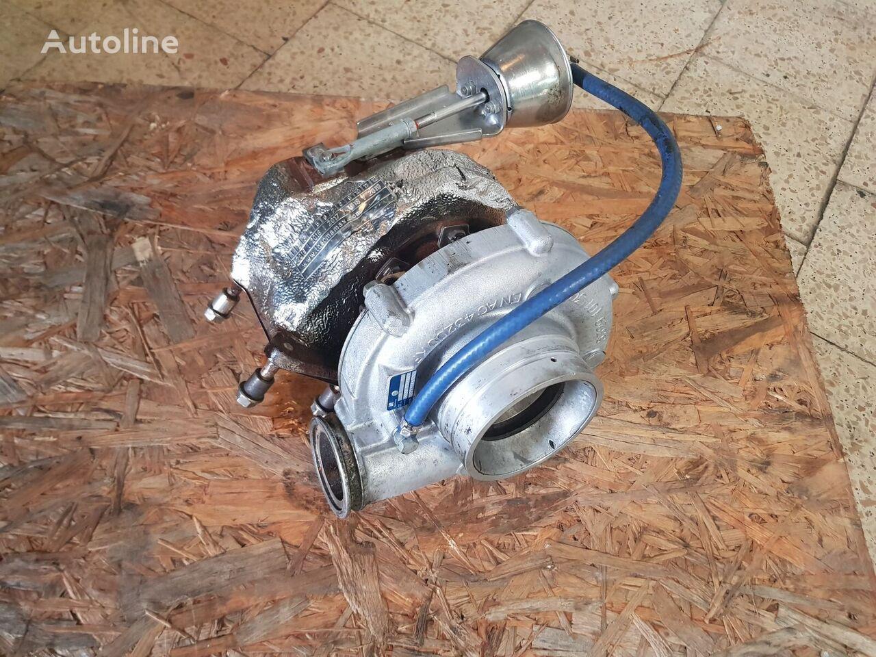 VOLVO Motor Turbolader für LKW