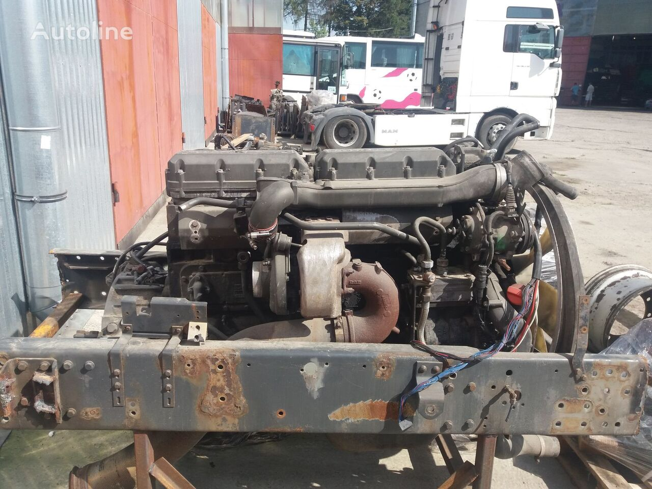 DAF 430 Motor für DAF XF 95 Sattelzugmaschine