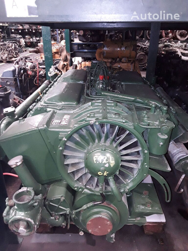 DEUTZ F12L 714A Motor für DAF LKW