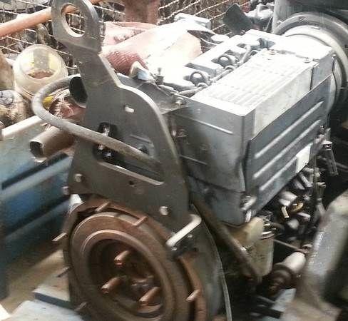 DEUTZ F3L1011 Motor für Traktor