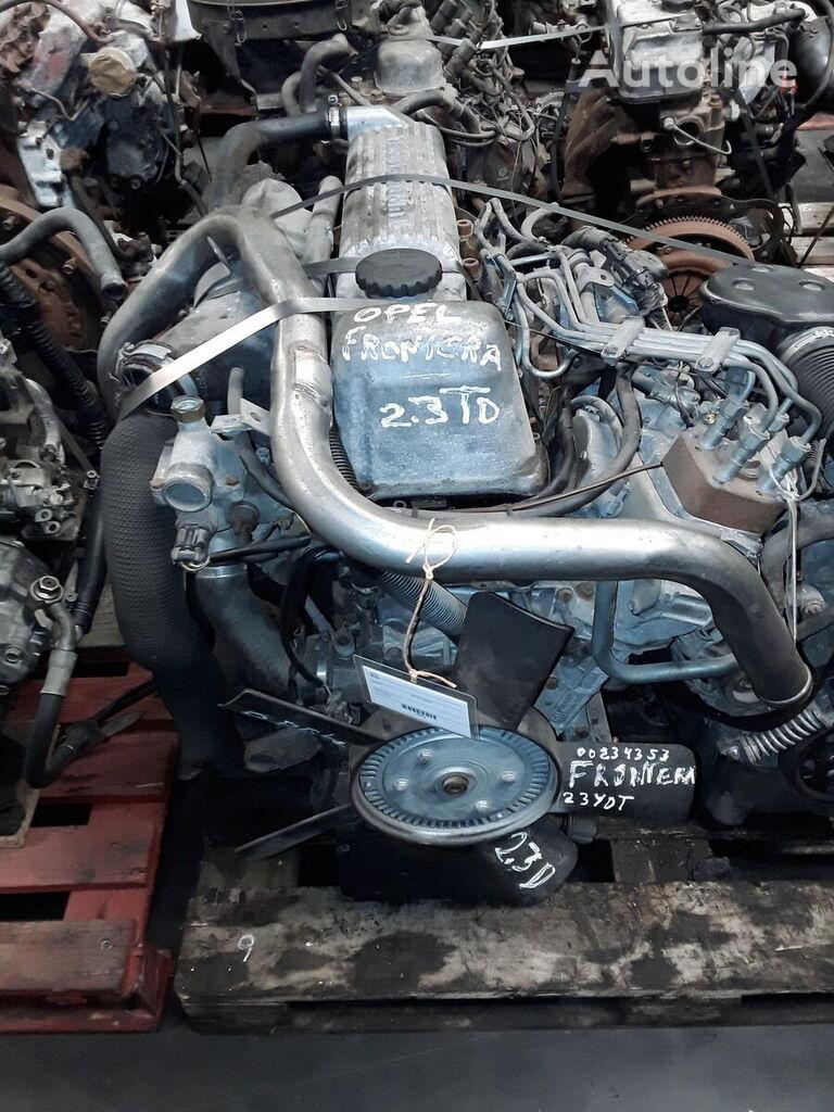 DEUTZ OPEL 23YTD Motor für Sattelzugmaschine