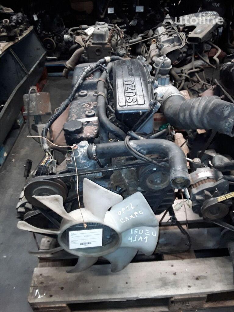 ISUZO 4JA1 Motor für Sattelzugmaschine