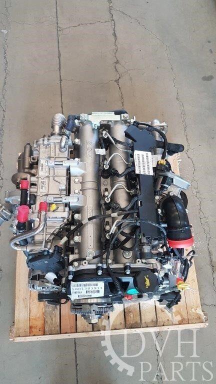 neuer IVECO Motor für IVECO DAILY Automobil
