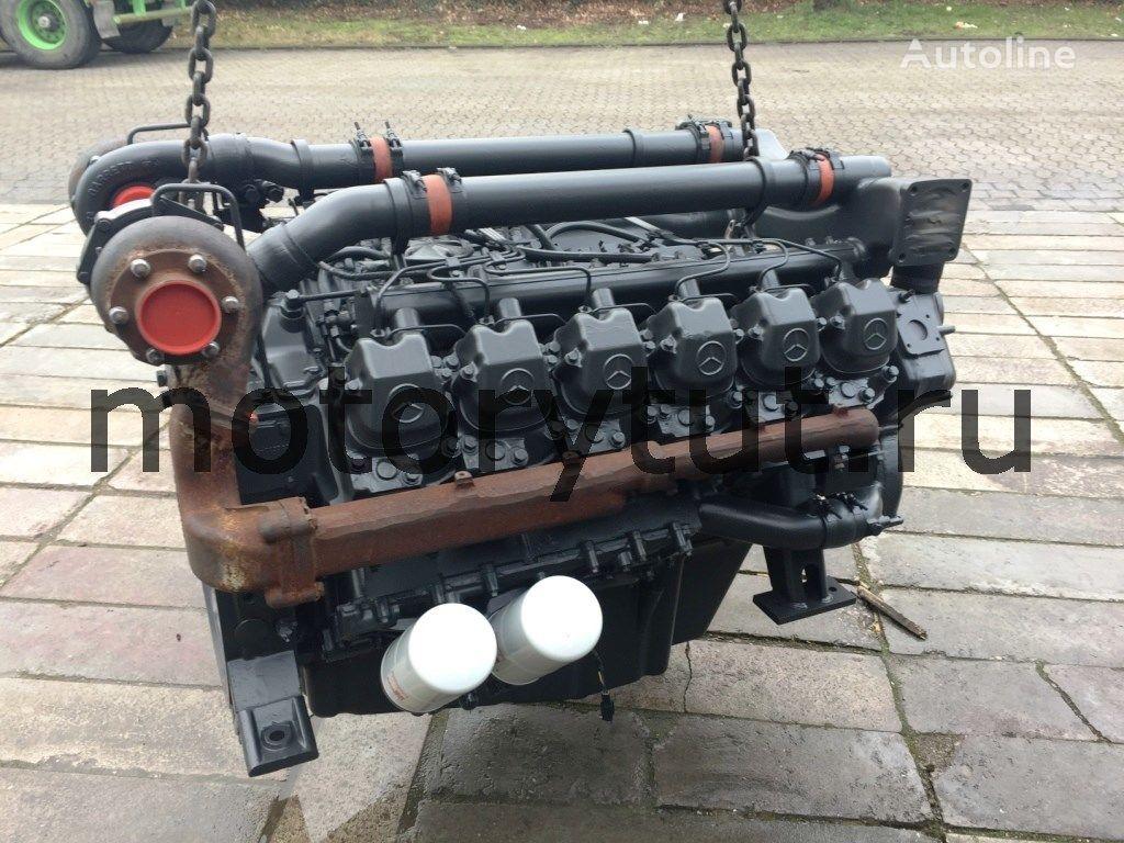 MERCEDES-BENZ OM 444 LA Motor für WIRTGEN Straßenfertiger