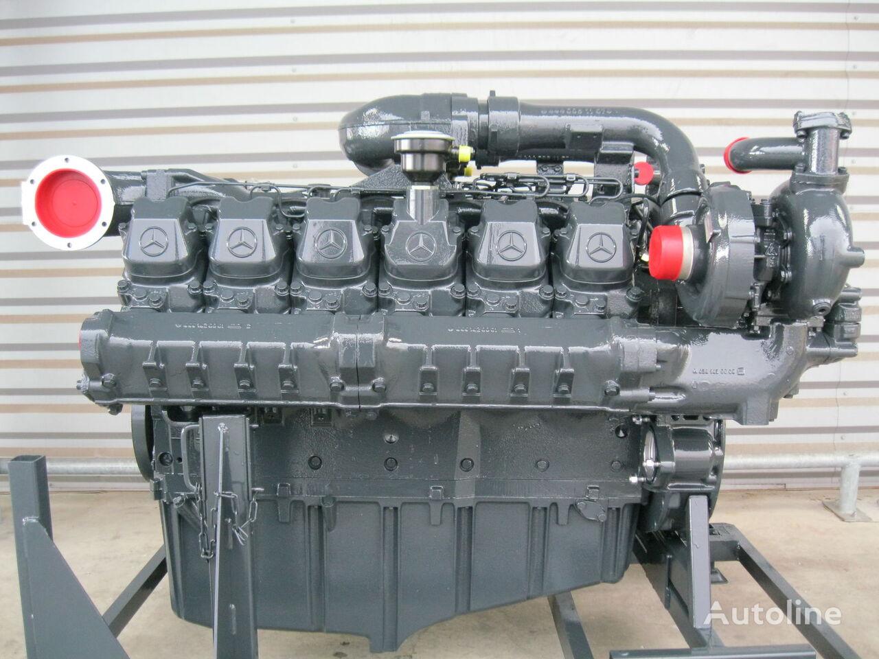MERCEDES-BENZ OM444LA Motor für LIEBHERR Mobilkran