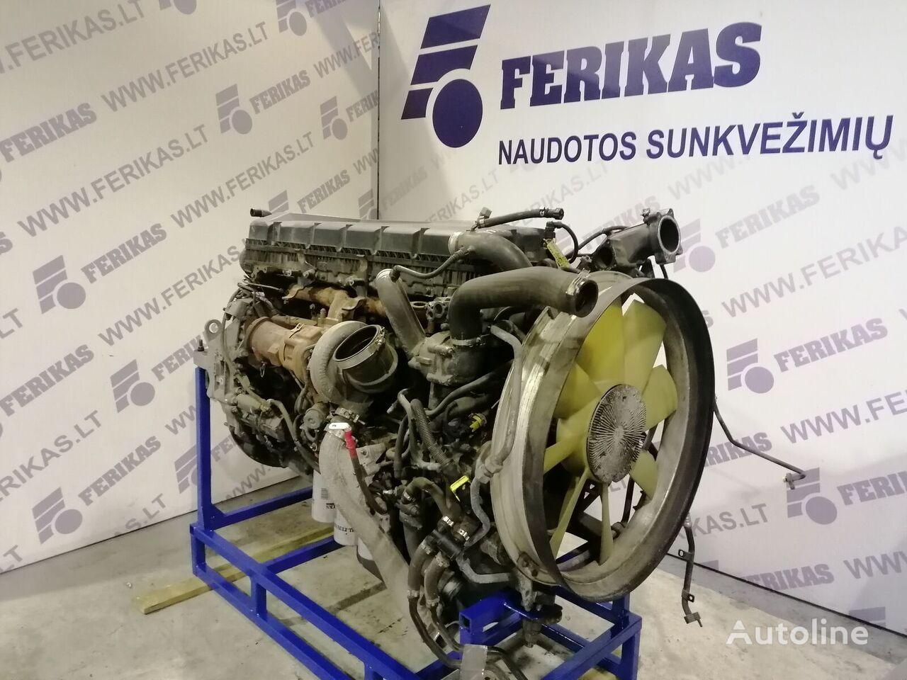 RENAULT T eu6 DTI 11 460AG engine Motor für Sattelzugmaschine