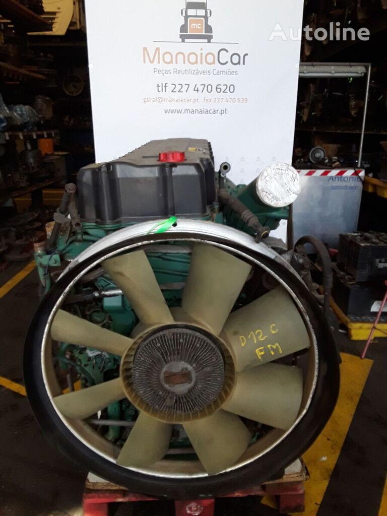 VOLVO D12C Motor für VOLVO Sattelzugmaschine