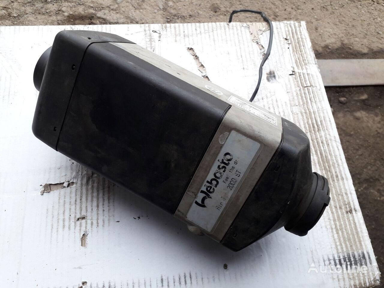Webasto 2000 ST 24V Standheizung für MAN TGA Sattelzugmaschine