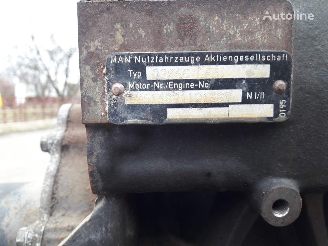 Zylinderblock für MAN D 20 Sattelzugmaschine