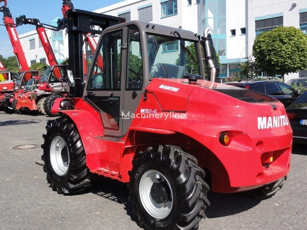 neuer MANITOU M50-4  Geländestapler