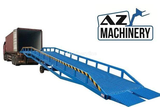 neue AZ-MACHINERY AZ RAMP-DCQ Mobile Verladerampe