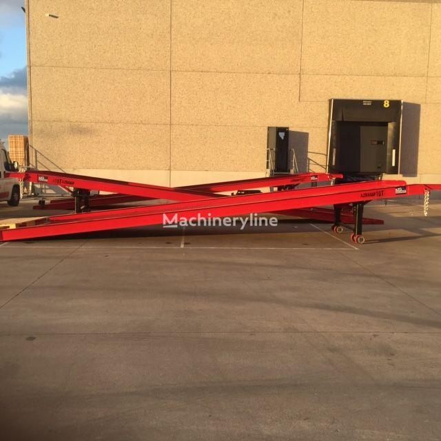 neue AZ-MACHINERY AZ RAMP-PRIME 10-8 LARGE Mobile Verladerampe