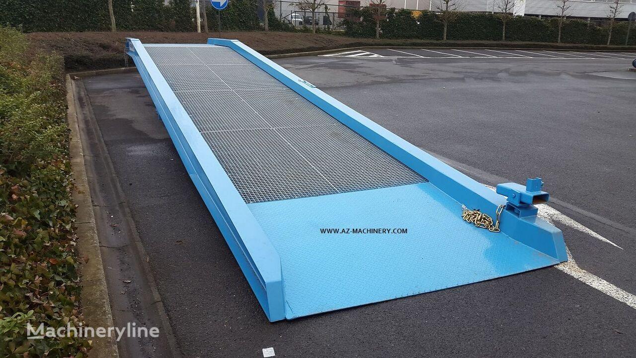 neue DOCKER AZ RAMP-EASY 6 Überladebrücke